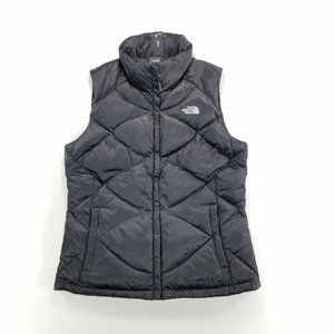 The North Face Goose Down Puffer Vest Jacket Coat